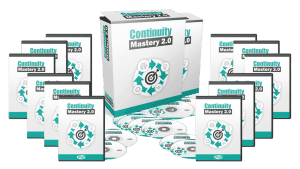 Continuity Mastery PLR Business In A Box (Video Series)