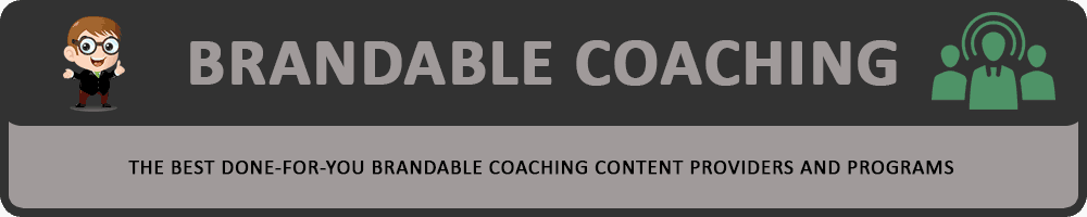 BRANDABLE COACHING DIRECTORY