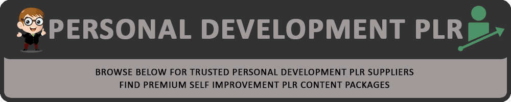 Personal Development PLR Header
