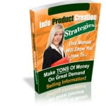 Info Product Creation Strategies - E-Book - MMR
