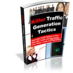 Killer Traffic Generation Tactics - MMR - E-Book