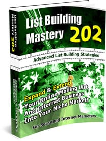 List Building Mastery - E-Book - MMR - 303