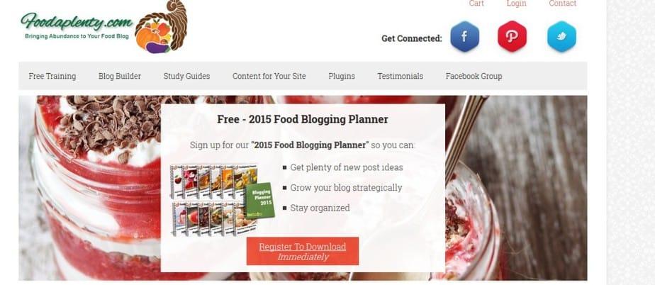 Foodaplenty PLR - Best Food Blogging PLR Content Supplier