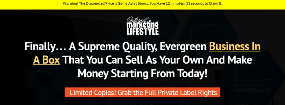 Plr Businesses In A Box Complete Plr Sales Funnels