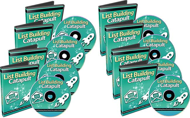 List Building Catapult PLR Video Course