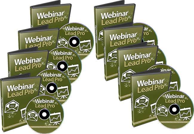 Webinar Lead Pro PLR Videos