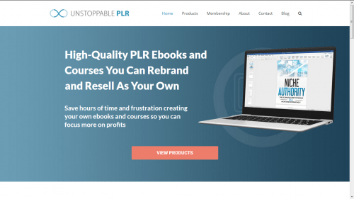 Unstoppable PLR