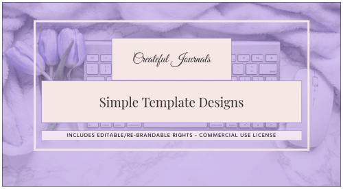 Goals Resolution PLR Journal Templates