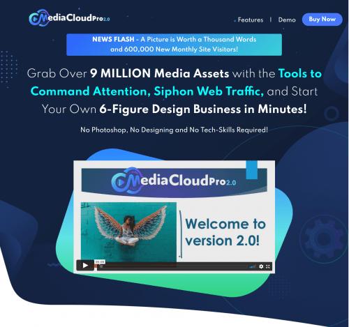 MediaCloudPro 2.0