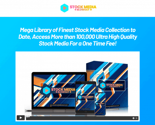 Stock Media Blowout