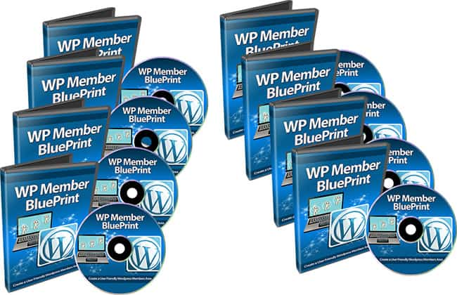 WP Member Blueprint PLR Videos