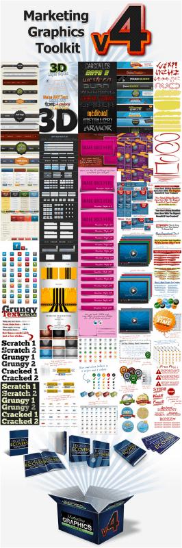 Marketing Graphics Toolkit V4