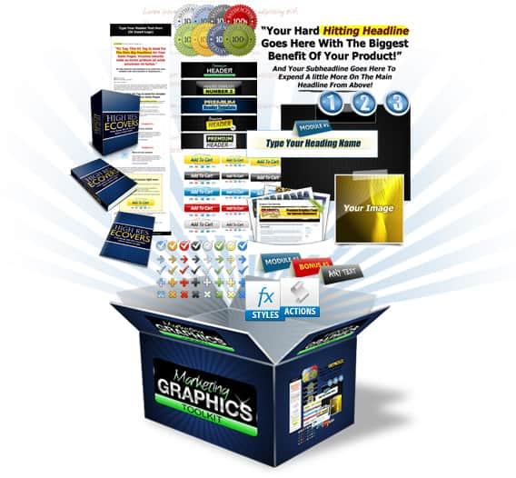 Marketing Graphics Toolkit V4