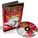 Cost Per Action For Newbies Videos with PLR