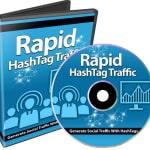 Rapid HashTag Traffic Videos PLR