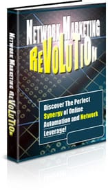 Network Marketing Revolution with PLR