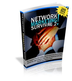 Network Marketing Survival 2 with MMR