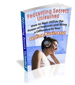 Podcasting Secrets Unleashed With PLR