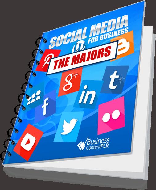 Social Media for Business -The Majors