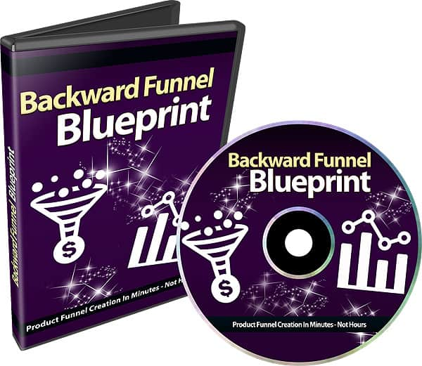 backward funnel blueprint with PLR