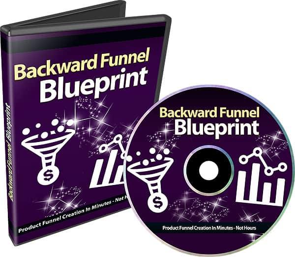 backward funnel blueprint with PLR