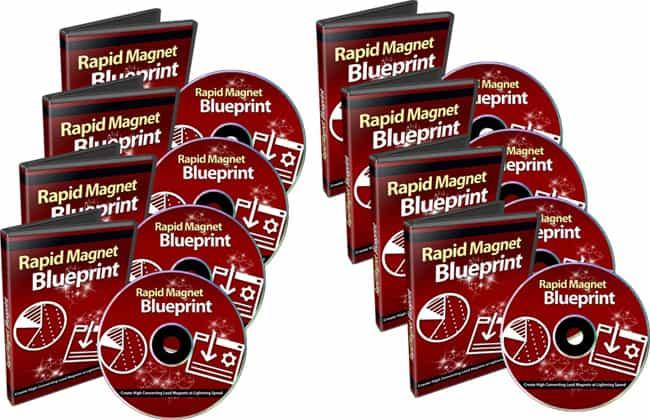 Rapid Magnet Blueprint PLR Video Course