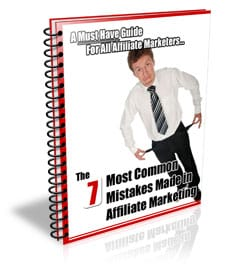 Common Mistakes Made in Affiliate Marketing with PLR