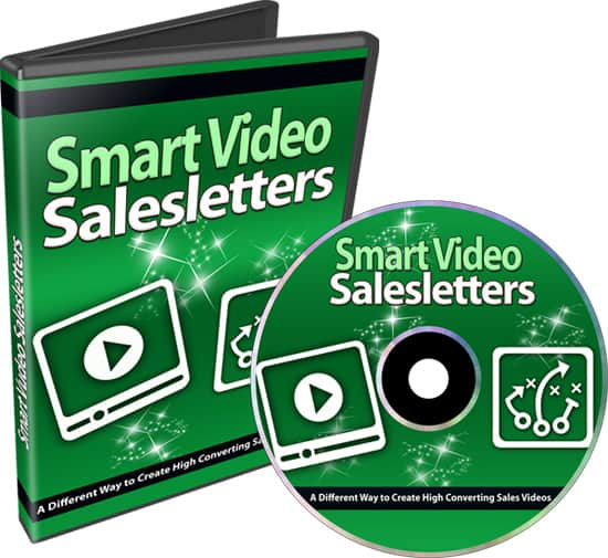 Smart Video Salesletters with PLR
