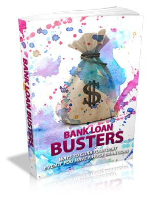 Bank Loan Busters Master Resell Rights eBook