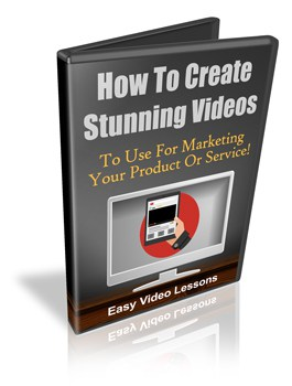Create Stunning Videos Training PUO