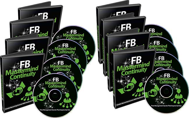 FB Mastermind Continuity PLR Videos