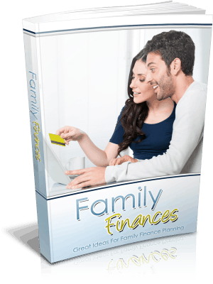 Family Finances Master resell rights eBook