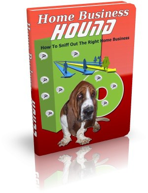 Home Business Hound Master resell rights eBook