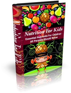 Nutrition for Kids MRR