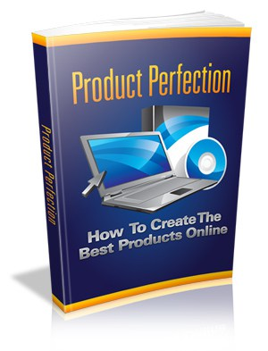 Product Perfection Master Resell Rights eBook