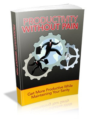 Productivity Without Pain MRR
