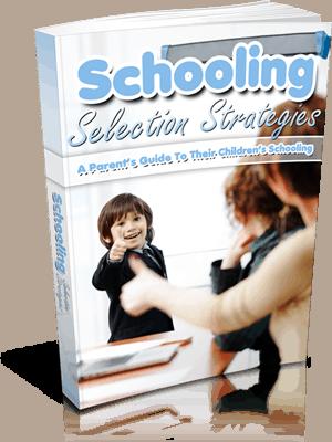 Schooling Selection Strategies MMR