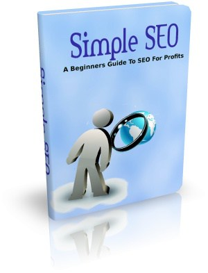 Simple SEO eBook With Master resell rights