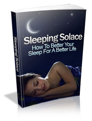 Sleeping Solace Master resell rights eBook