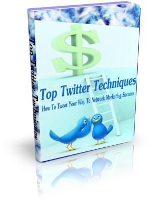 Top Twitter Techniques MRR