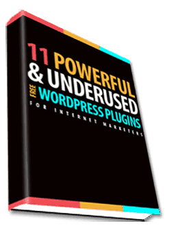 11 Powerful WordPress Plugins Master Resell Rights eBook