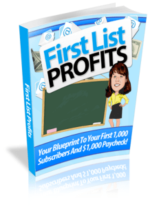 First List Profits Basic Resale Rights