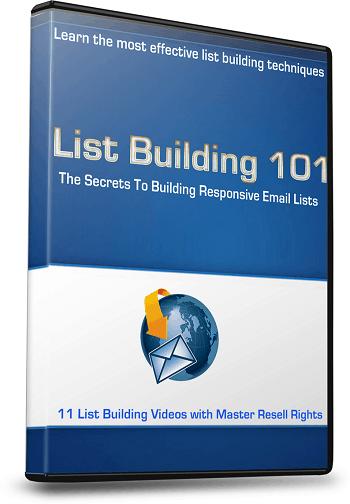 List Building 101 Videos