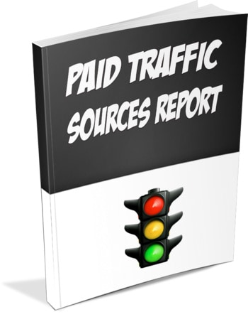 Paid Traffic Sources Report Master Resell Rights