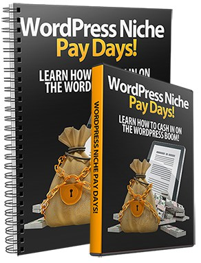 WordPress Niche PayDays Basic Resale Rights