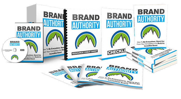 Brand Authority Sales Funnel Mega Package with Master Resell Rights
