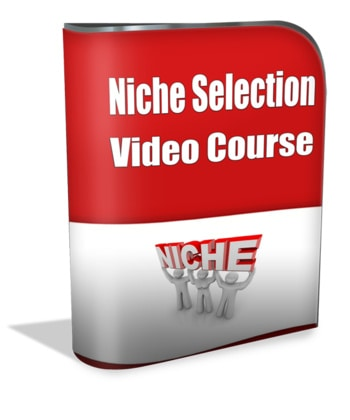 Niche Selection Video Course