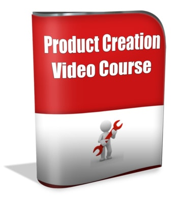 Product Creation Video Course With Master Resell Rights