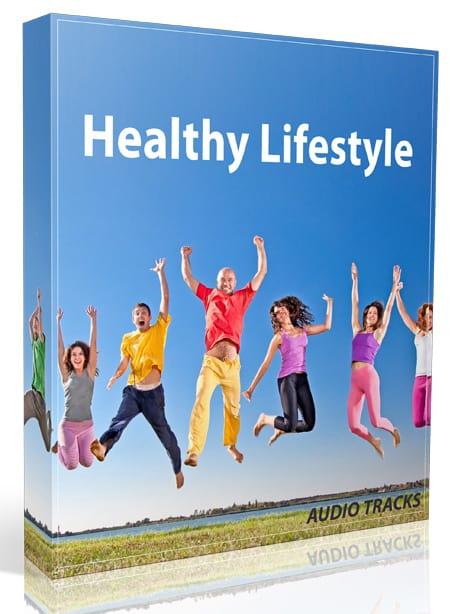 Healthy Lifestyle Audio Tracks