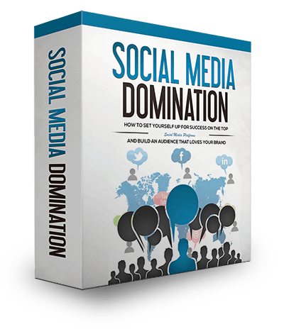 Social Media Domination eBook with Master Resale Rights